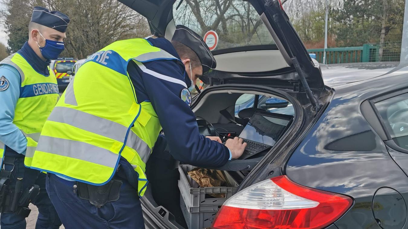 Nœux-les-Mines : la gendarmerie et le parquet main dans la main contre les délits routiers
