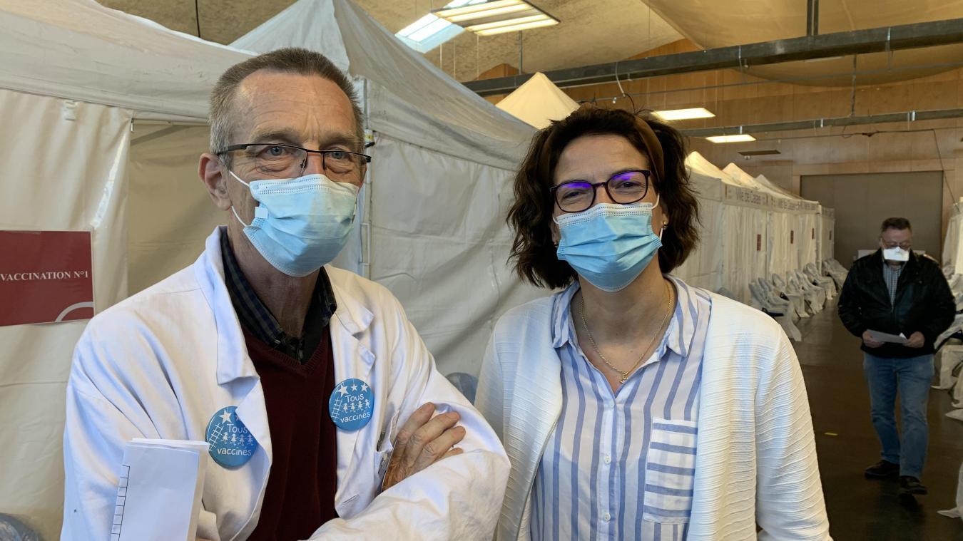 Vaccination: des places libres ce dimanche au Forum Gambetta, le standard téléphonique ouvert