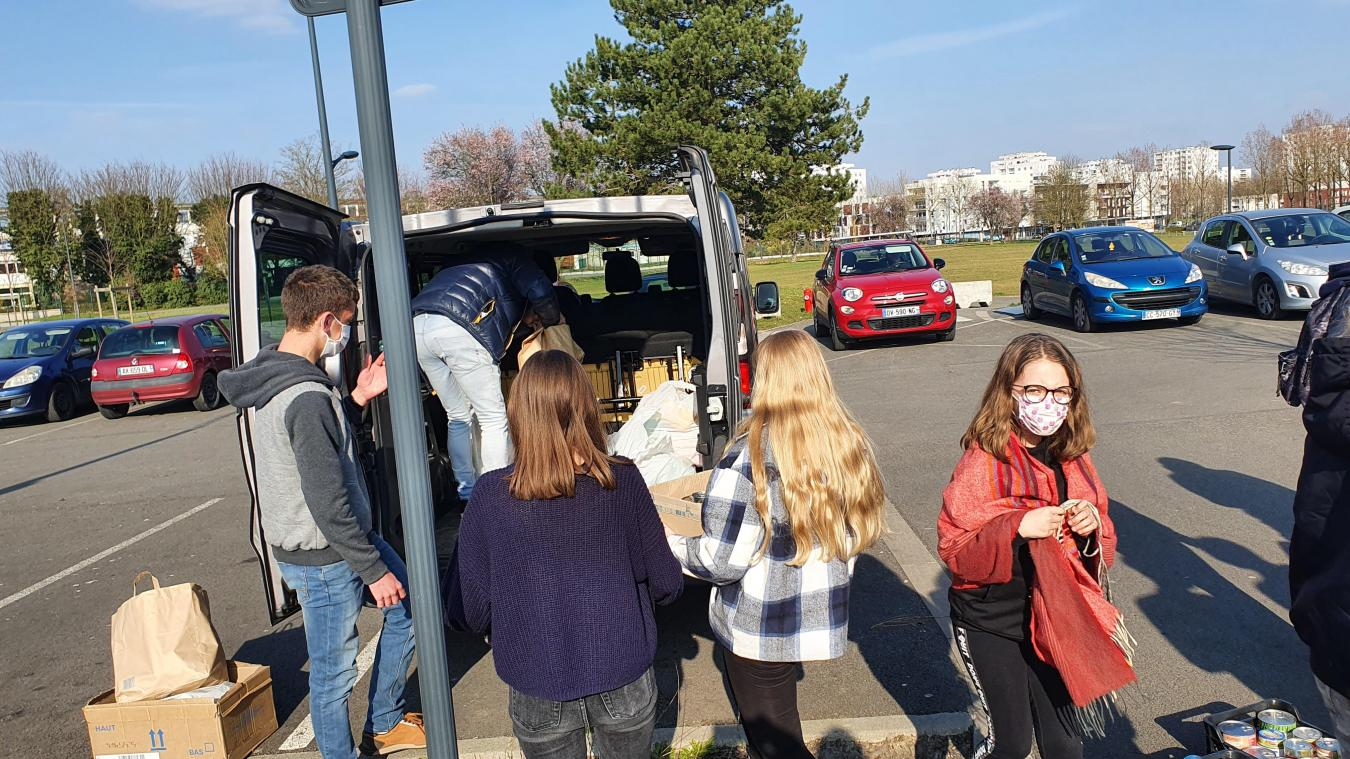 Lens: 120 élèves du collège Jean Zay ont participé au projet Chticœur 2021