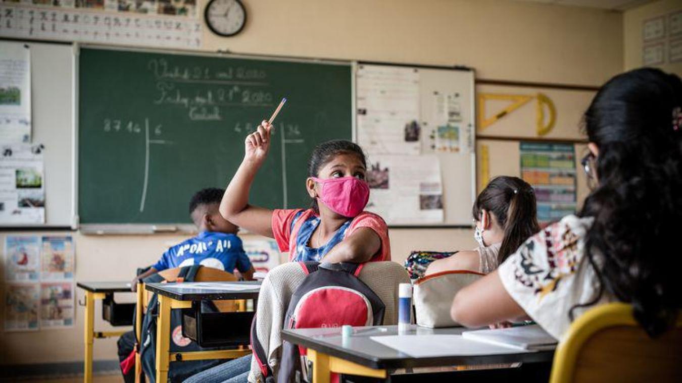 Covid à l'école : le gouvernement a inventé le protocole variant...