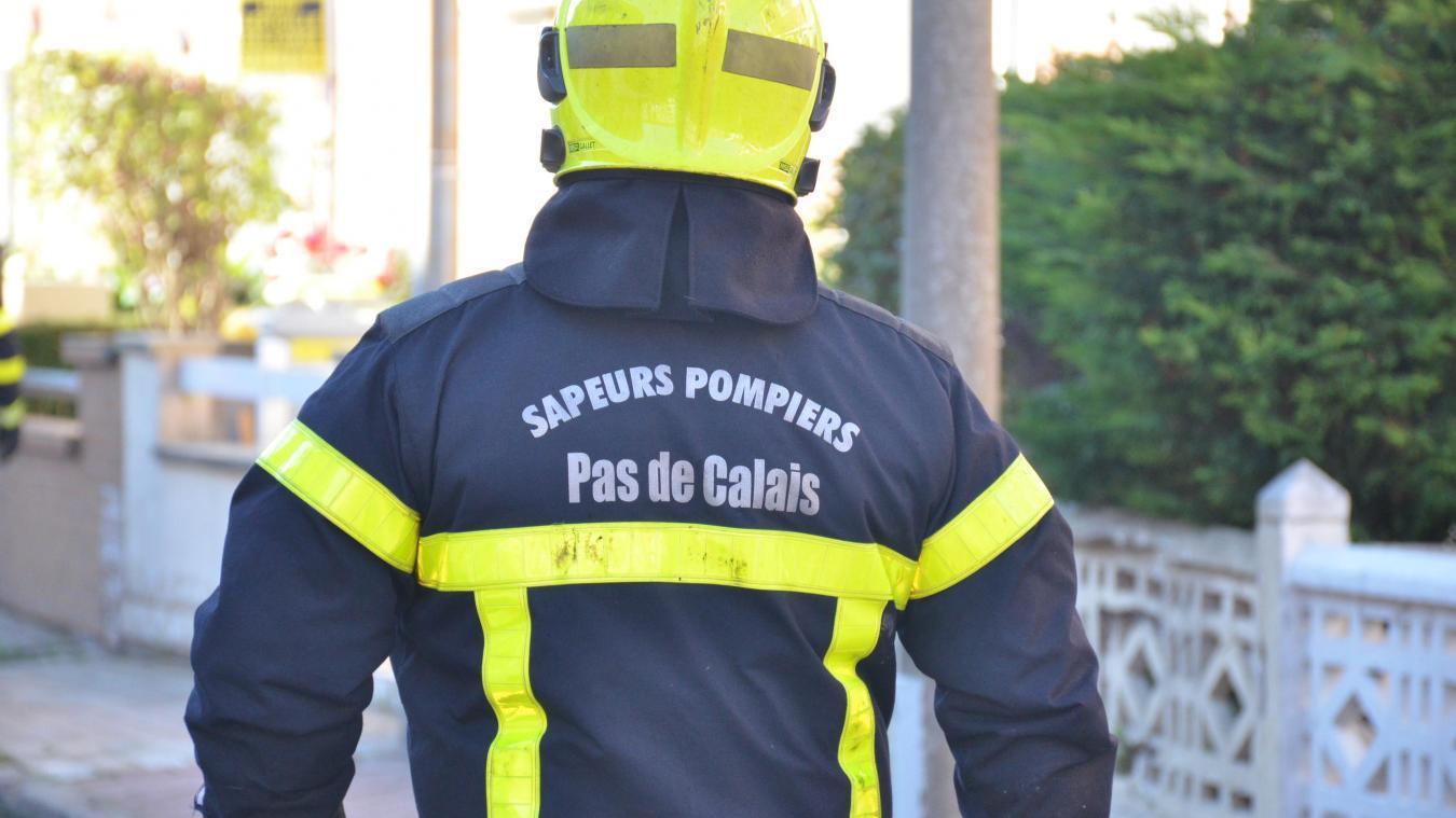 13 sapeurs-pompiers sont intervenus.