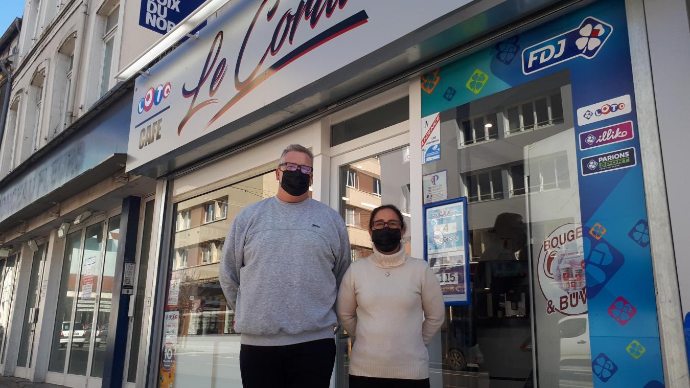 Jean-Pierre et Daisy Herbez donnent un nouveau souffle au bar-tabac de la rue de la Lampe.