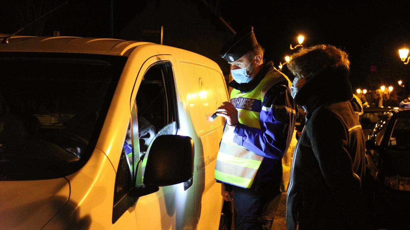 Du 20 mars au 31 mars inclus, plus de 12 500 contrôles ont été menés par les services de police et de gendarmerie dans le Pas-de-Calais. Ils ont donné lieu à plus de 1500 verbalisations.