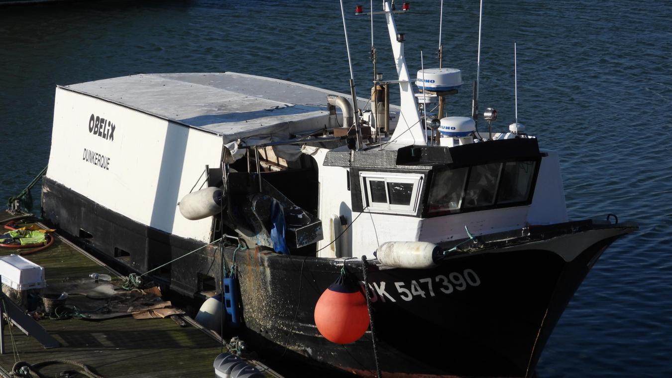 Dunkerque : le célèbre fileyeur Obélix vendu 29 500 euros aux enchères