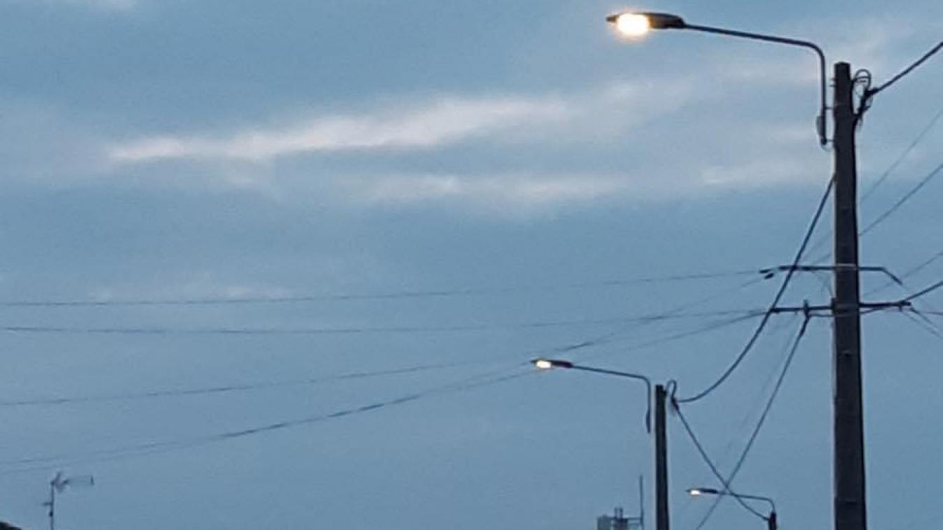 Après une phase de consultation des entreprises, en 2019, des travaux ont pu être programmés pour la rénovation et la création d'installations d'éclairage.