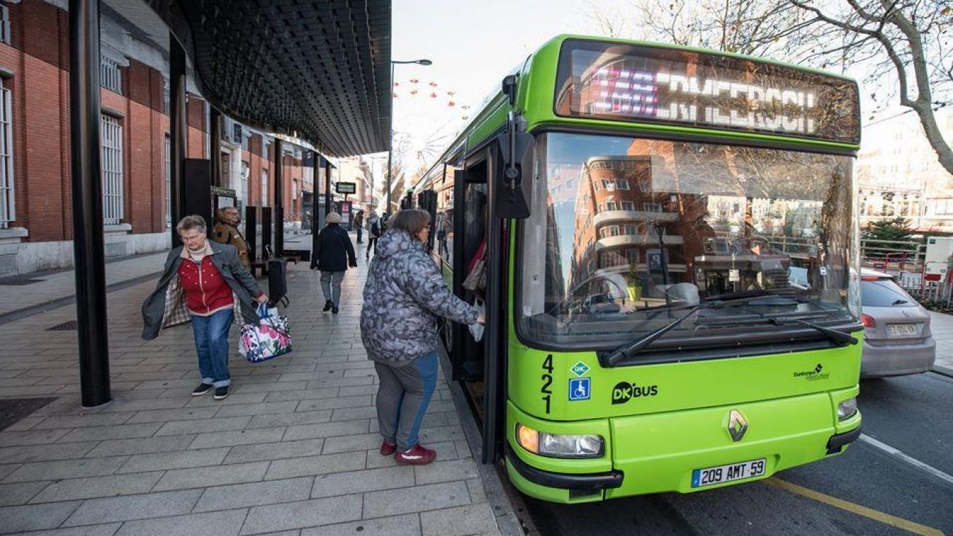 DK'Bus suspend ses lignes scolaires renforts «S», à partir du 6 avril et ce jusqu'à nouvel ordre.