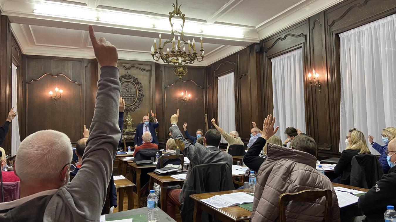16 élus sur 29 ont émis un avis défavorable pour le projet de la Ferme du Berquin.
