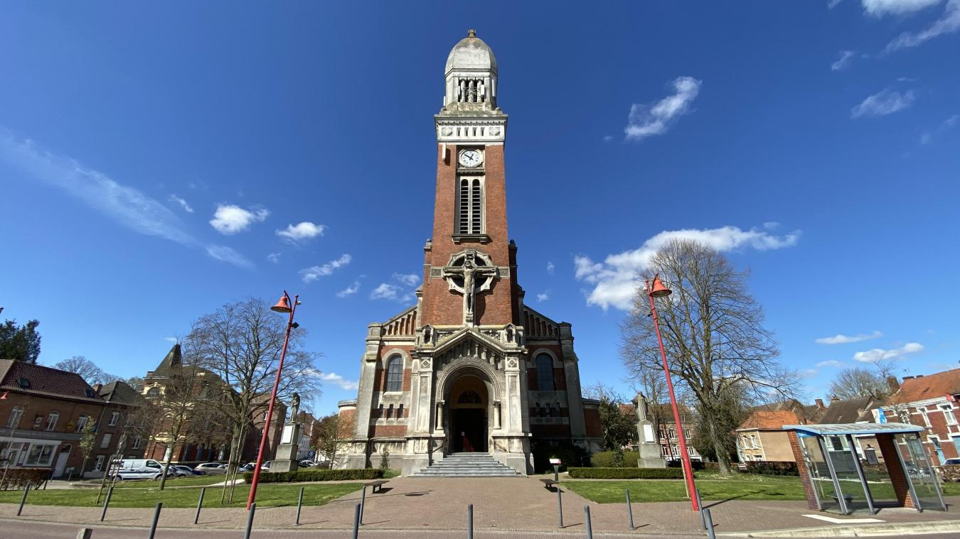 L'église Saint-Jean-Baptiste de Steenwerck va bénéficier d'une grosse somme d'argent pour sa restauration!
