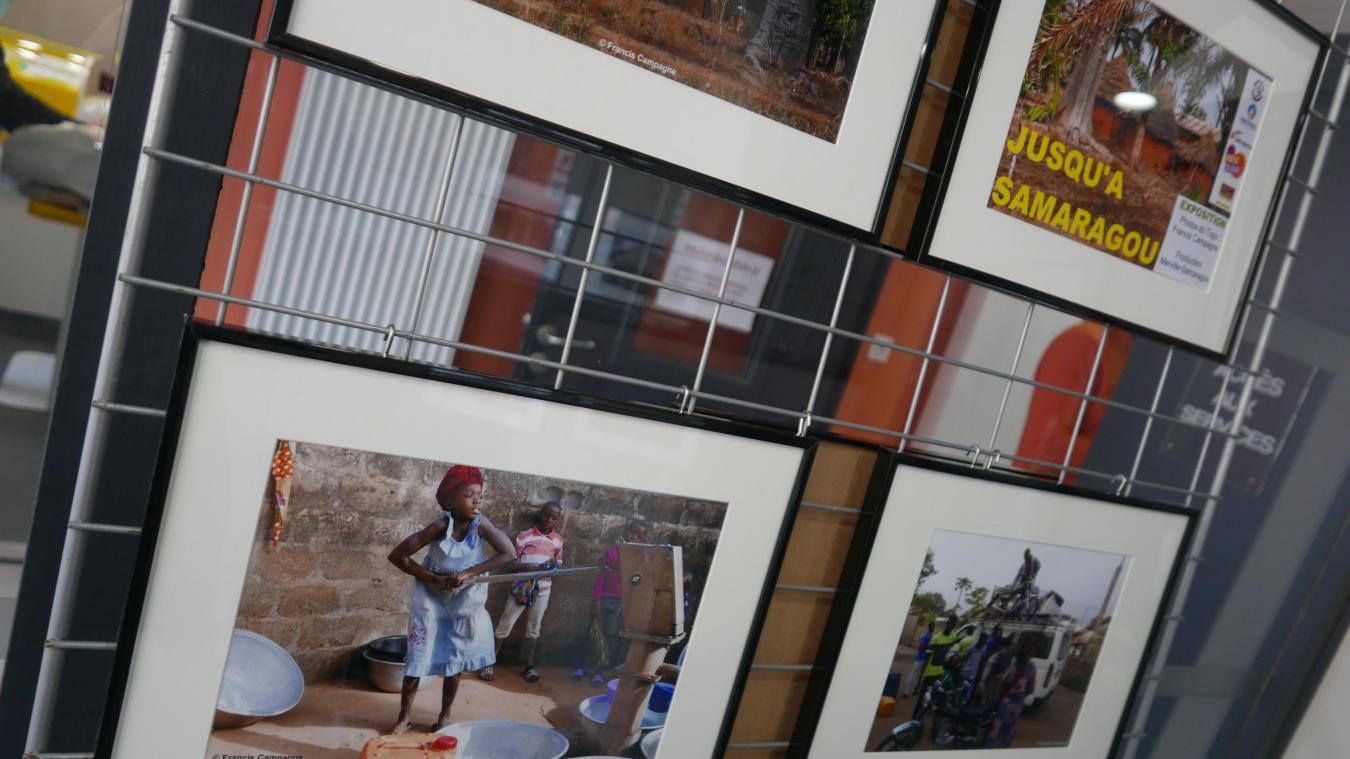 Une expositionà découvriren mairie de Steenbecque