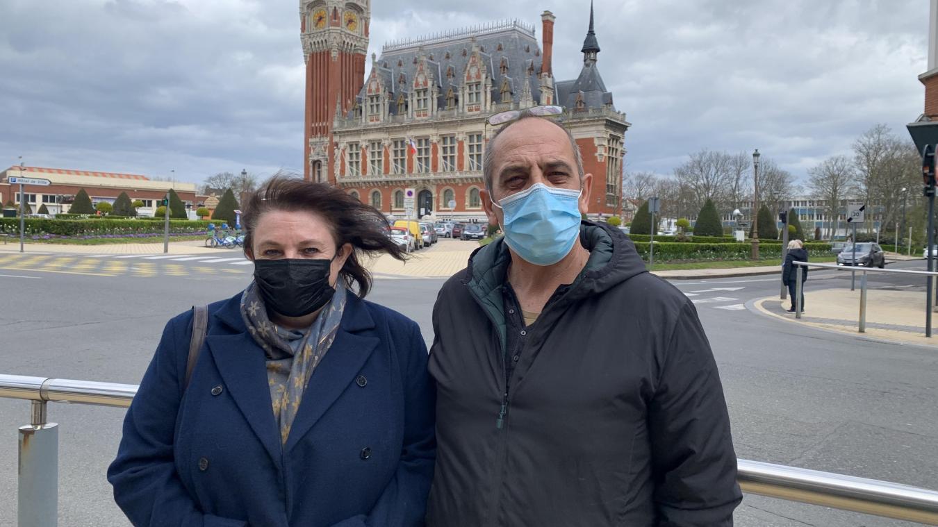 Calais : des soignants «oubliés» de la Covid interpellent Emmanuel Macron