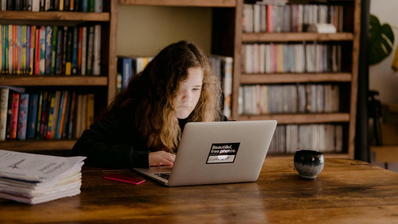 Ce jeudi 8 avril, la plateforme du CNED était inaccessible pour l'école à la maison.
