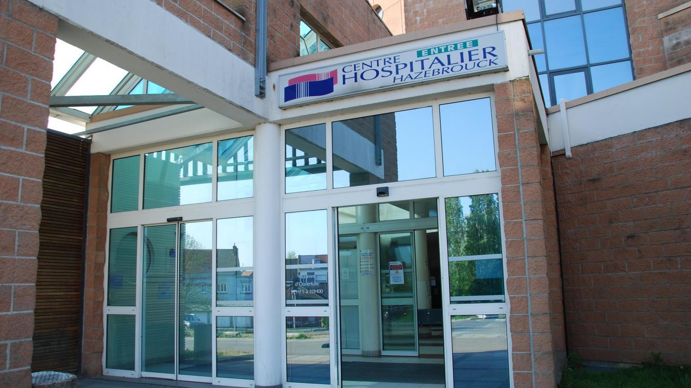 L'hôpital d'Hazebrouck