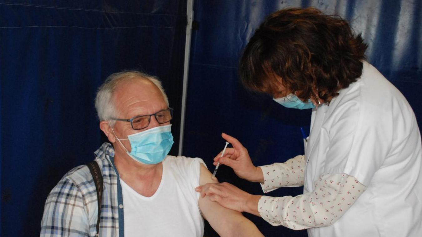 La vaccination se poursuit dans le Montreuillois.