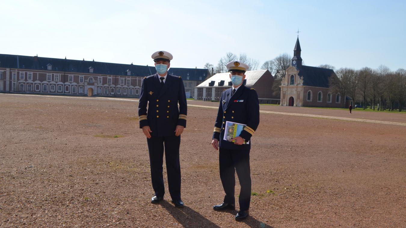 Les militaires seront de retour à la Citadelle en octobre prochain.