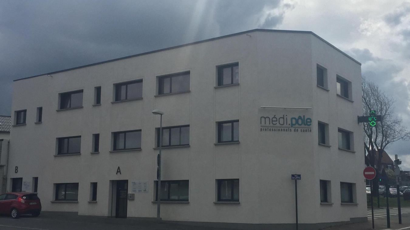 Lens : trois pédiatres se sont installées au médipôle
