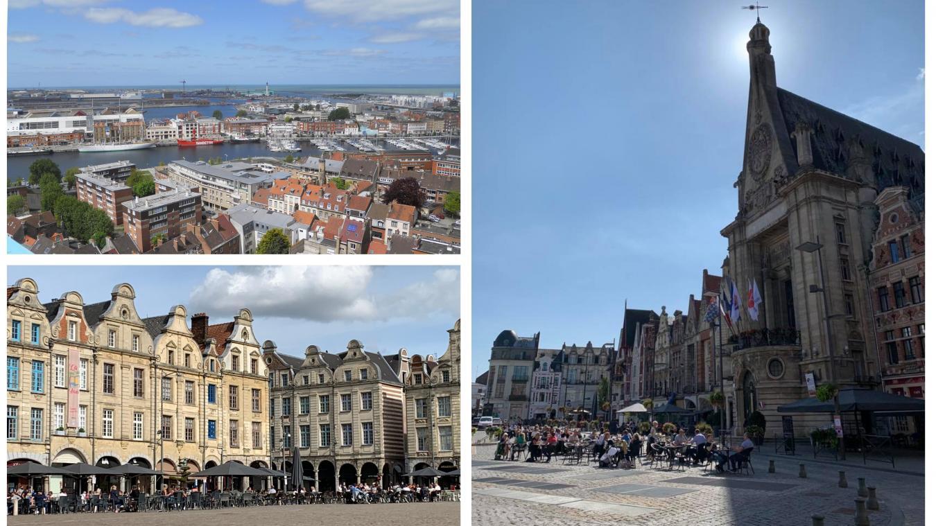 Dunkerque, Béthune et Arras sont dans le top 500 des villes où il fait bon vivre en 2021.