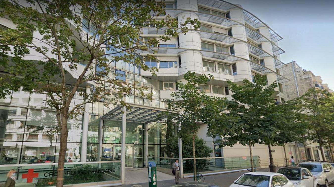 Il s'agit de l'établissement Henry Dunant, rue Michel-Ange, dans le XVIe arrondissement.