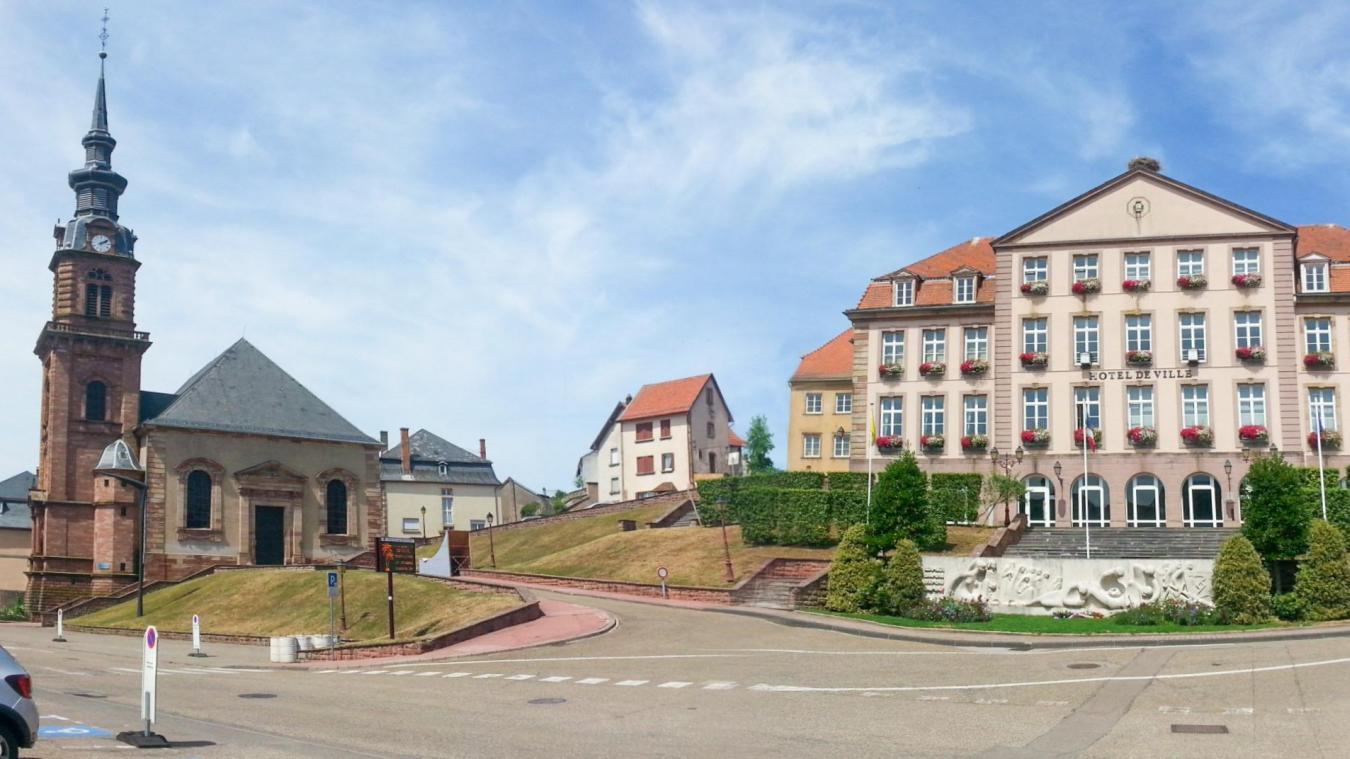 Située dans la Moselle, la commune de Bitche a été victime d'un algorithme un peu trop zélé.