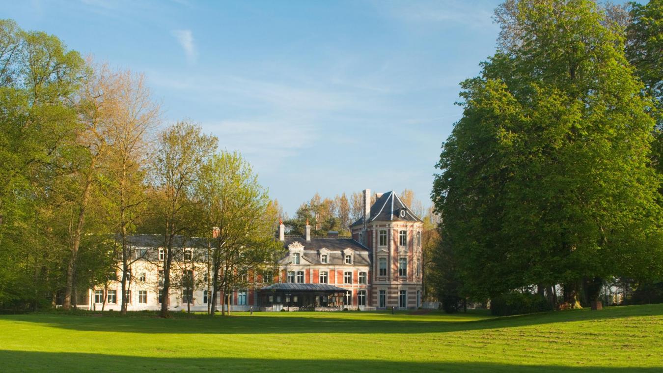 Le Château de Beaulieu à Busnes change de propriétaire.