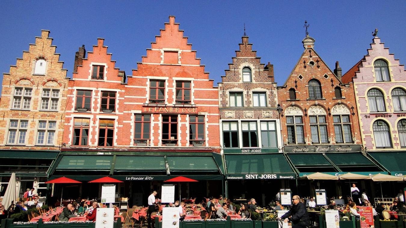 Les cafés et restaurants belges pourront rouvrir leurs terrasses le samedi 8 mai.