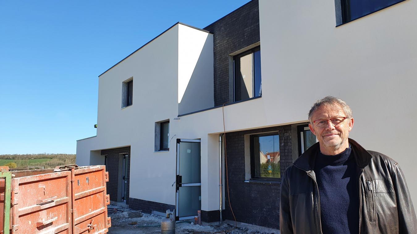 Coûtant près de 800 000 euros, le chantier n'est «pas anodin pour une petite commune comme Conteville», rappelle son maire, Jean-Renaud Taubregeas.