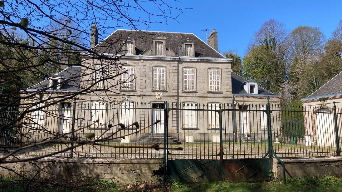 En mauvais état, le château du Rohart ne sera pas conservé dans le cadre de l'aménagement du projet.