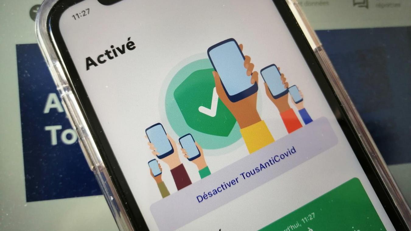 L'application française de traçage des malades du Covid-19 permettra de prouver le résultat positif ou négatif d'un test de détection du virus, puis certifier l'état vaccinal, a annoncé dimanche le gouvernement.