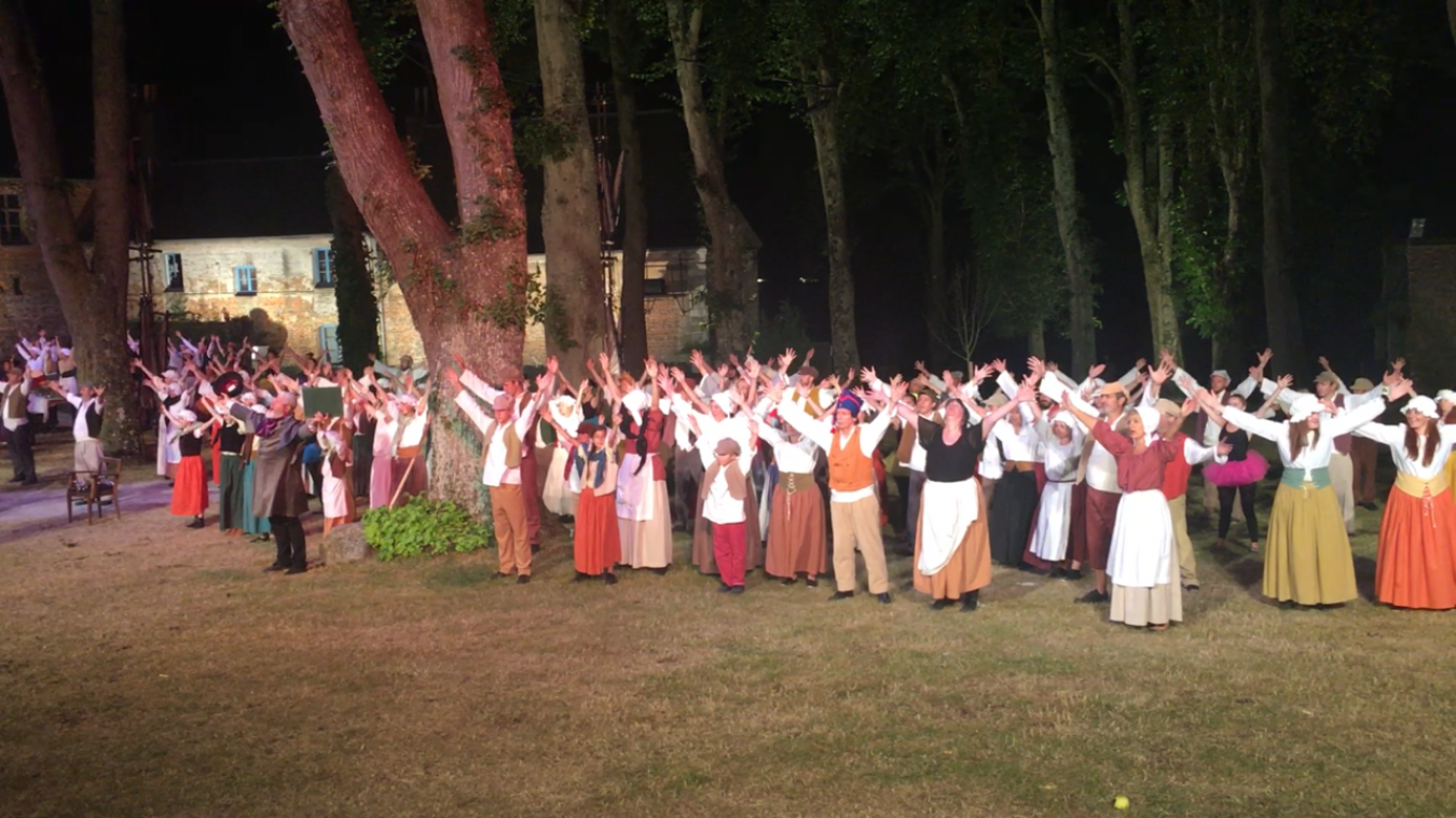 Le célèbre son et lumière Les Misérables à Montreuil-sur-Mer n'aura pas lieu cet été.