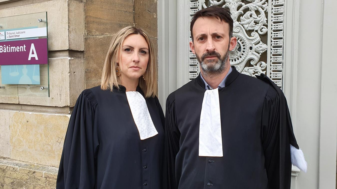 Durant quatre jours d'audience, Maîtres Ritaine et Troin ont défendu l'accusé devant la cour d'Assises.