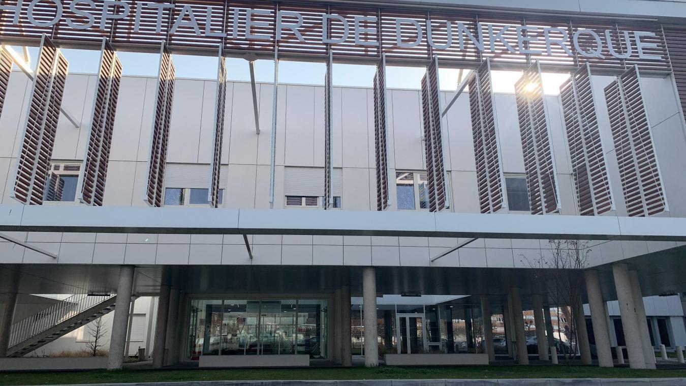 Ce mercredi 21 avril, 48 patients atteints de la Covid-19 sont pris en charge au centre hospitalier.