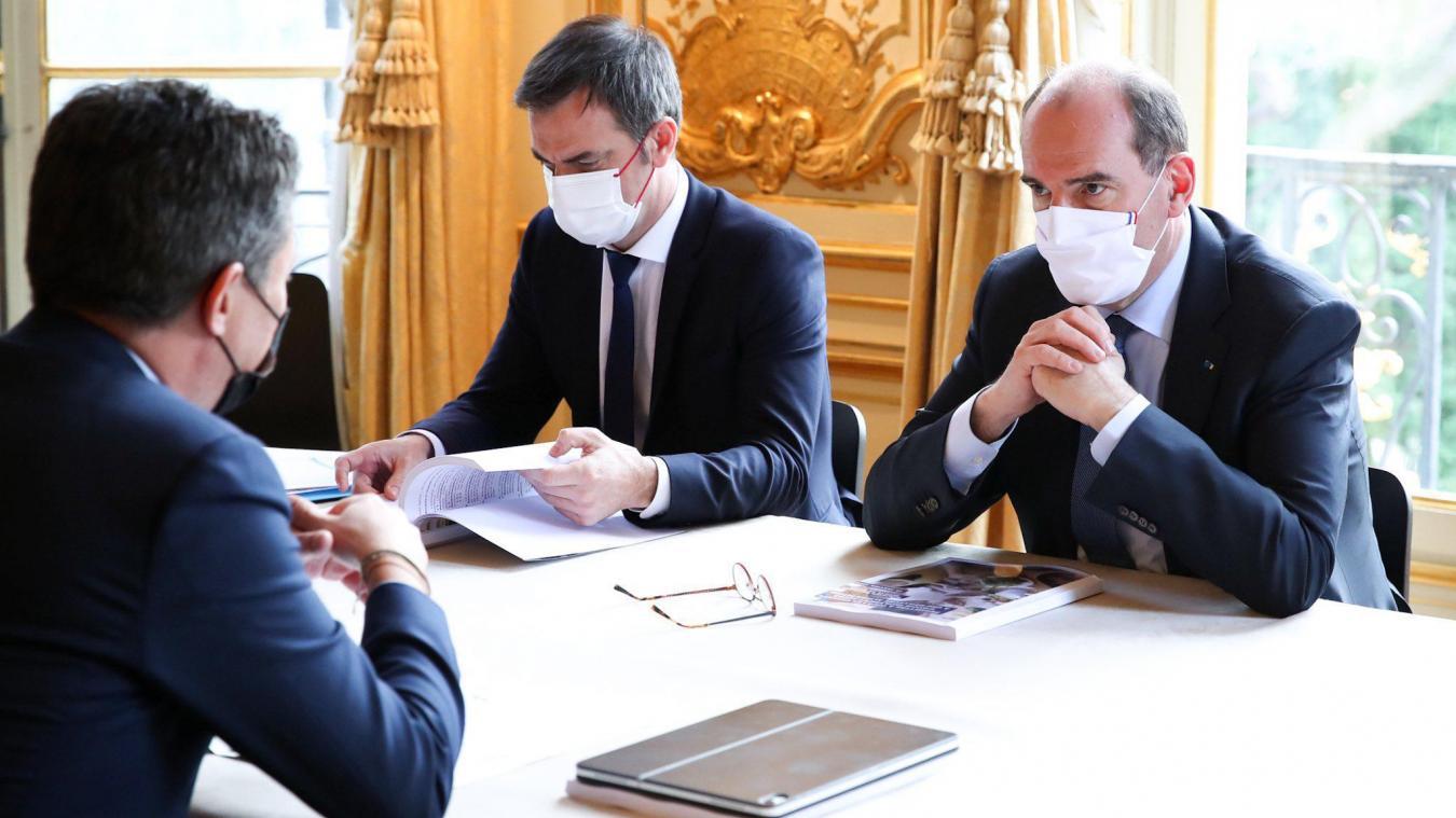 Le gouvernement tiendra une conférence de presse jeudi 22 avril. Elle devrait être menée par Jean Castex.
