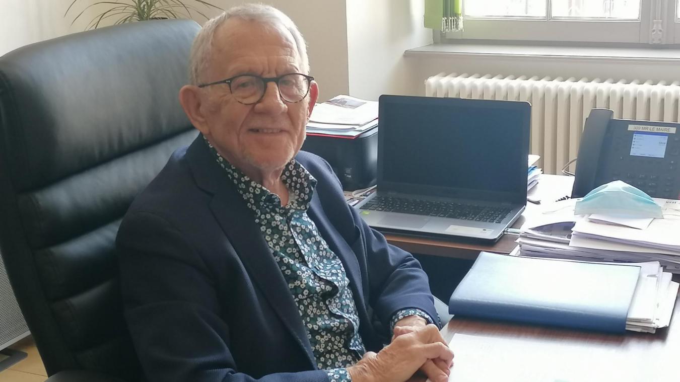 Aire-sur-la-Lys : Jean-Claude Dissaux, réélu « gardien » de la précieuse eau pour 222 communes