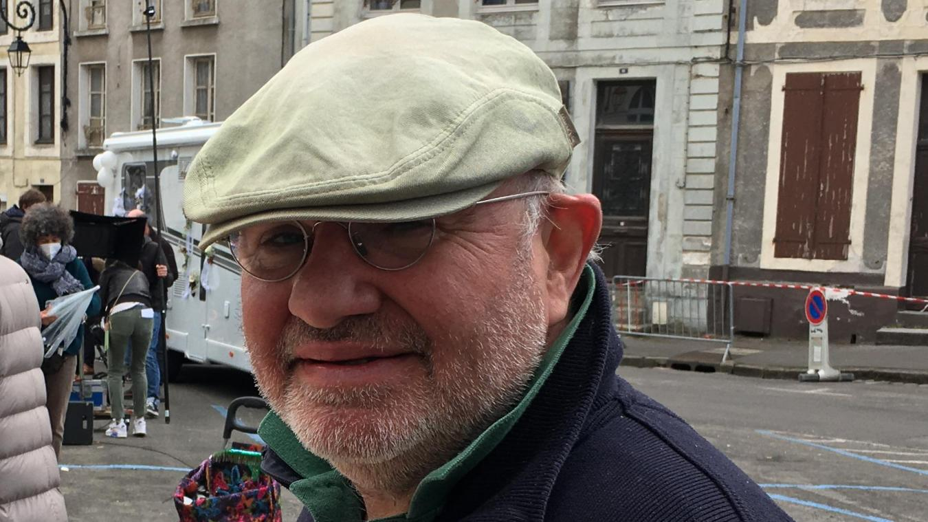 Montreuil : Emmanuel de Chauvigny, chef décorateur depuis 40 ans sur les plateaux de tournage