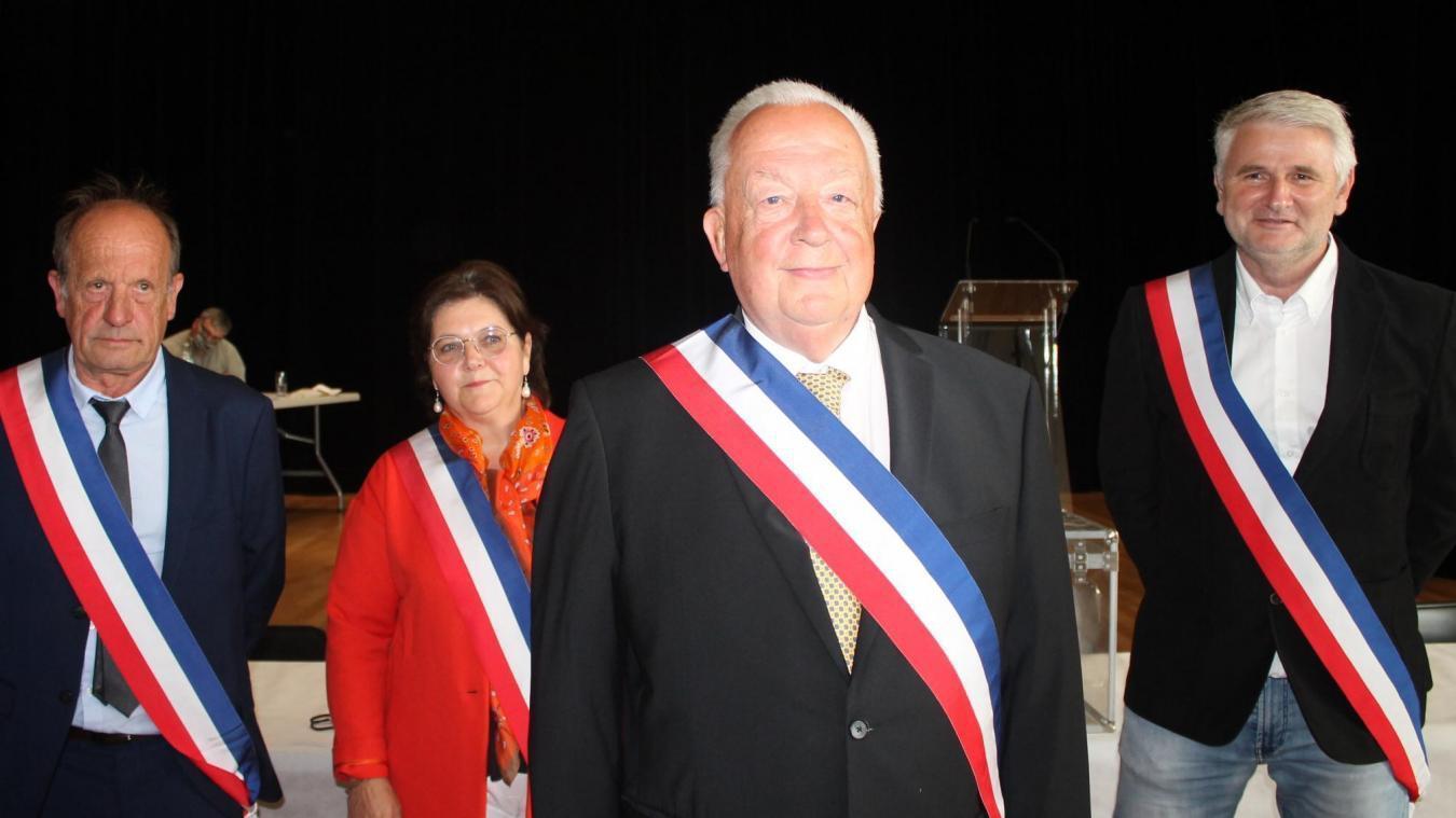 Le conseil d'État dissout le conseil municipal de Marœuil