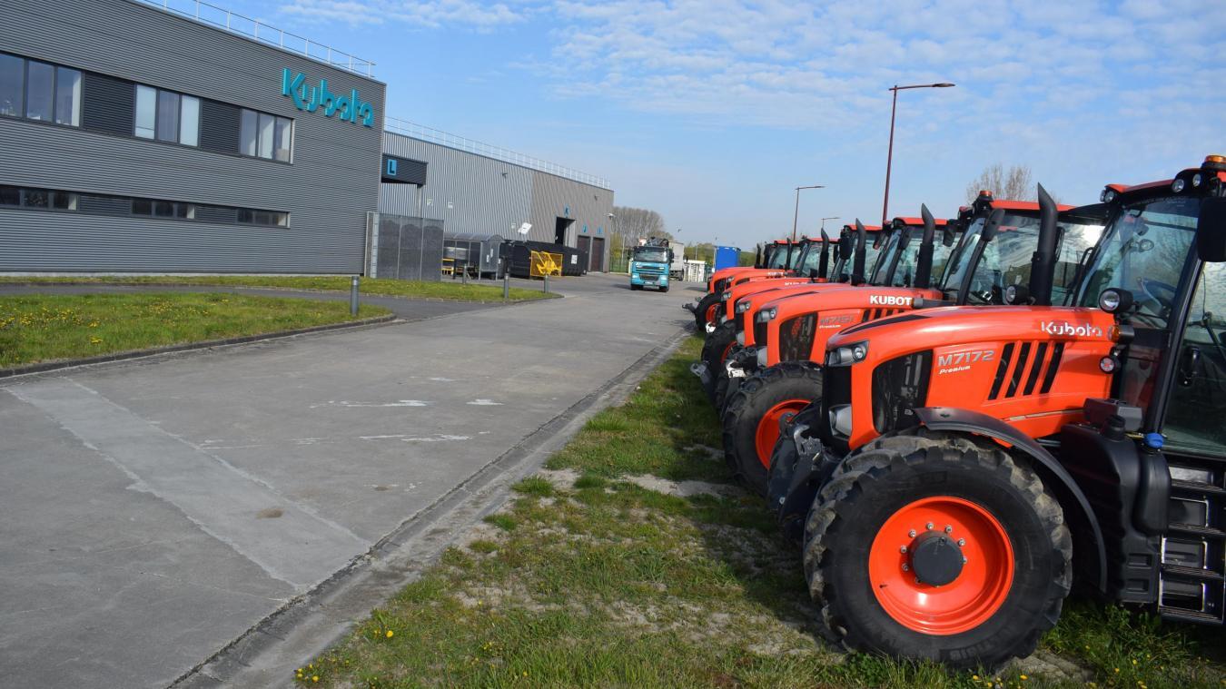 D'ici quelques semaines, les cabines de tracteurs pourront être créées sur le site de Bierne.