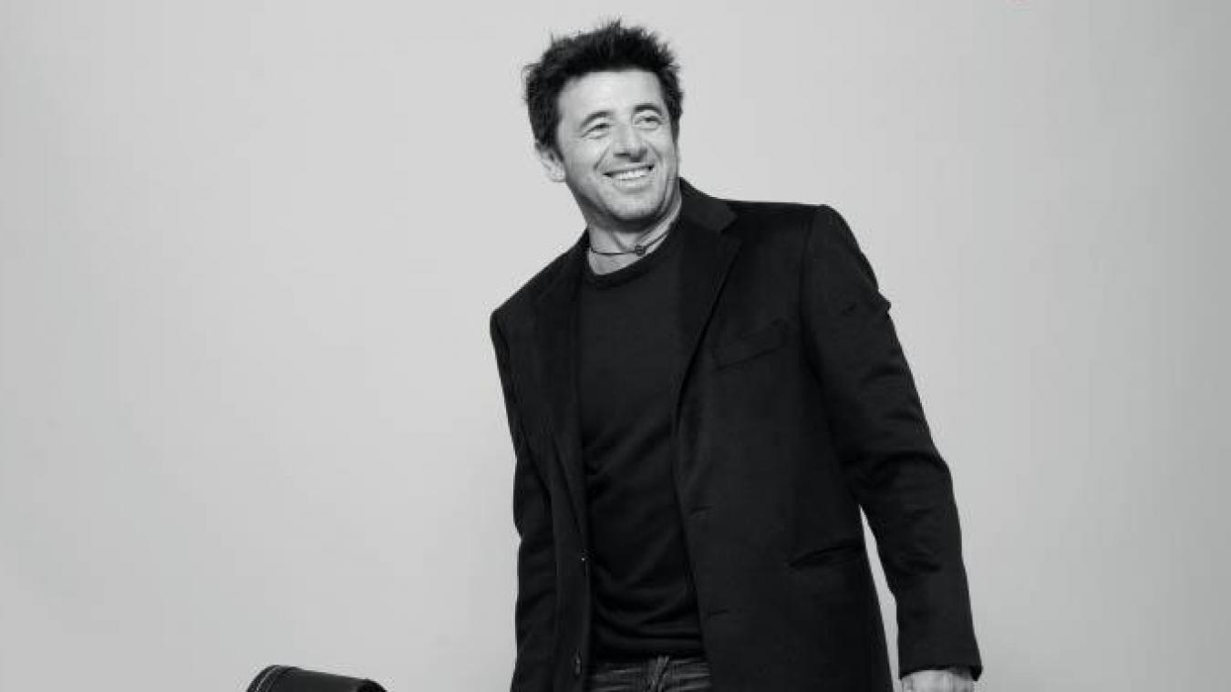 Saint-Omer : Patrick Bruel en concert en décembre, la billetterie ouvre demain