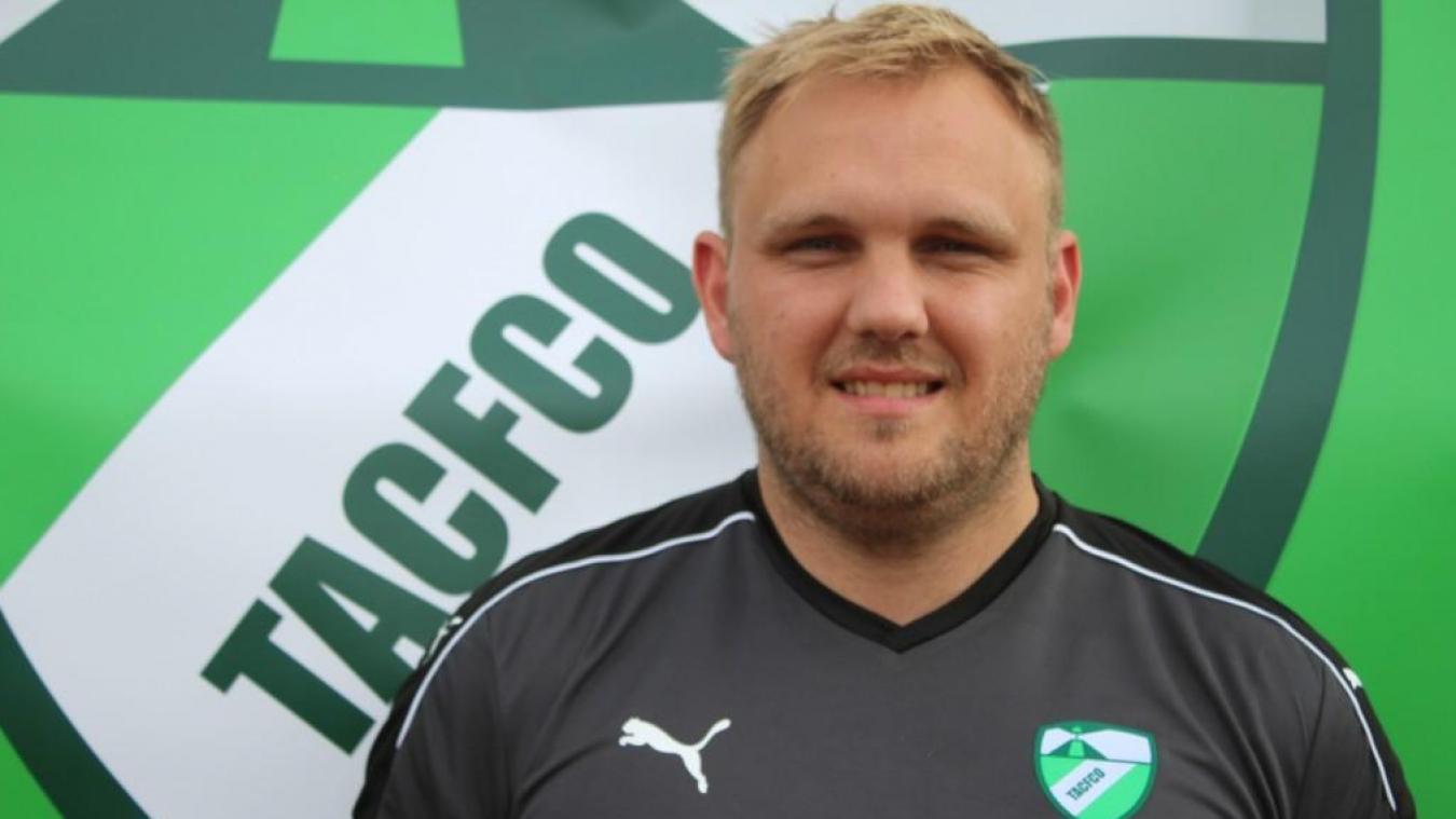Bertrand Duquesnoy entraînait l'équipe A du TAC FCO depuis 5 saisons.