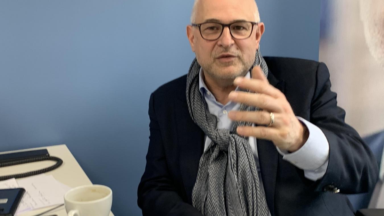 Pour le Secrétaire d'État Laurent Pietraszewski, une année France-Pologne en 2023 (en référence à la fin de la grande émigration de 1923) a du sens.
