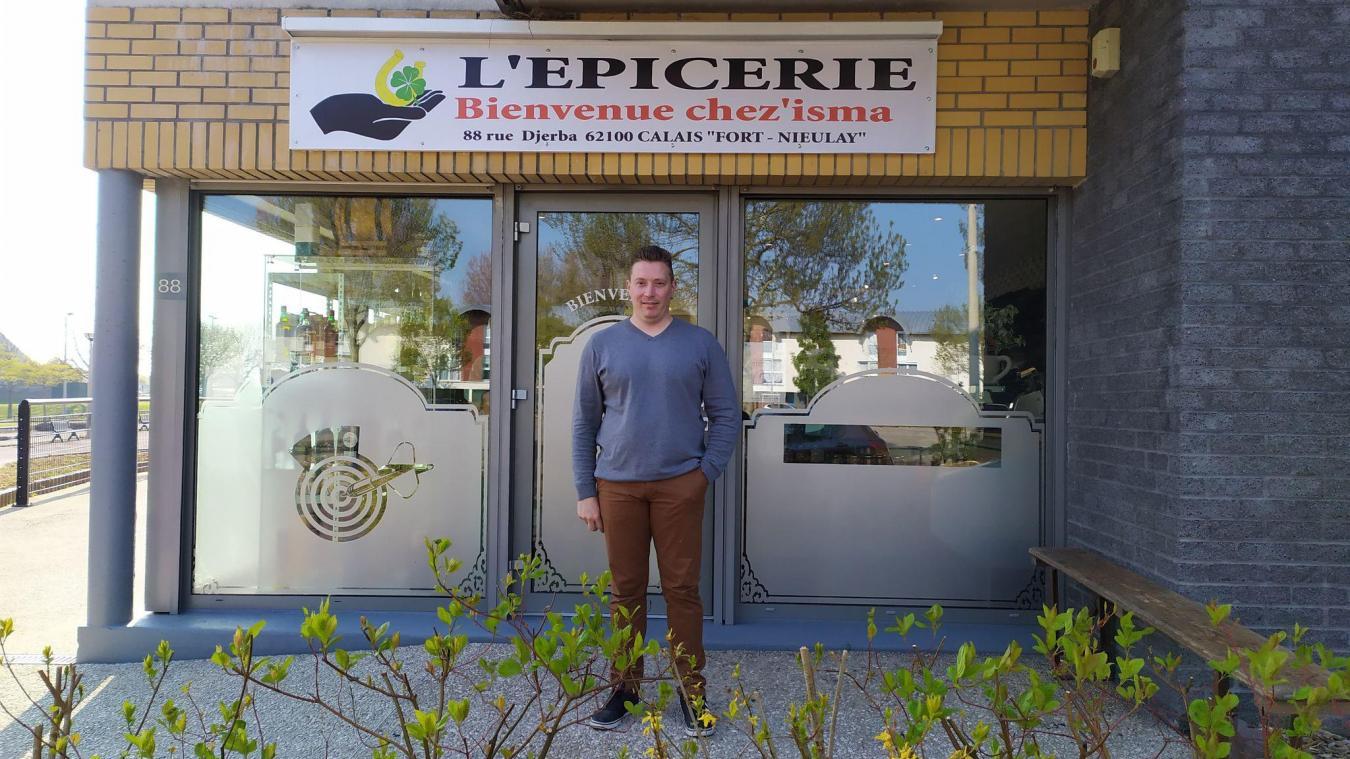 Chez Isma, une épicerie se lance au cœur du Fort-Nieulay à Calais