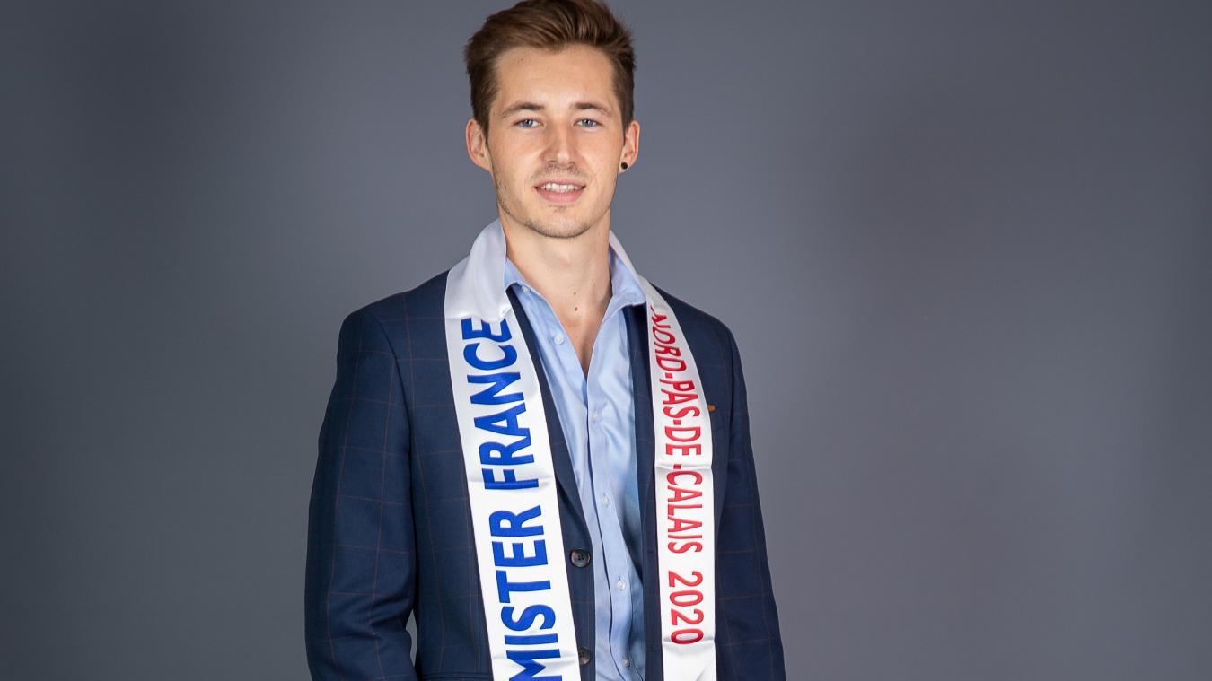 Le candidat à Mister France 2021 est Audomarois d'origine.