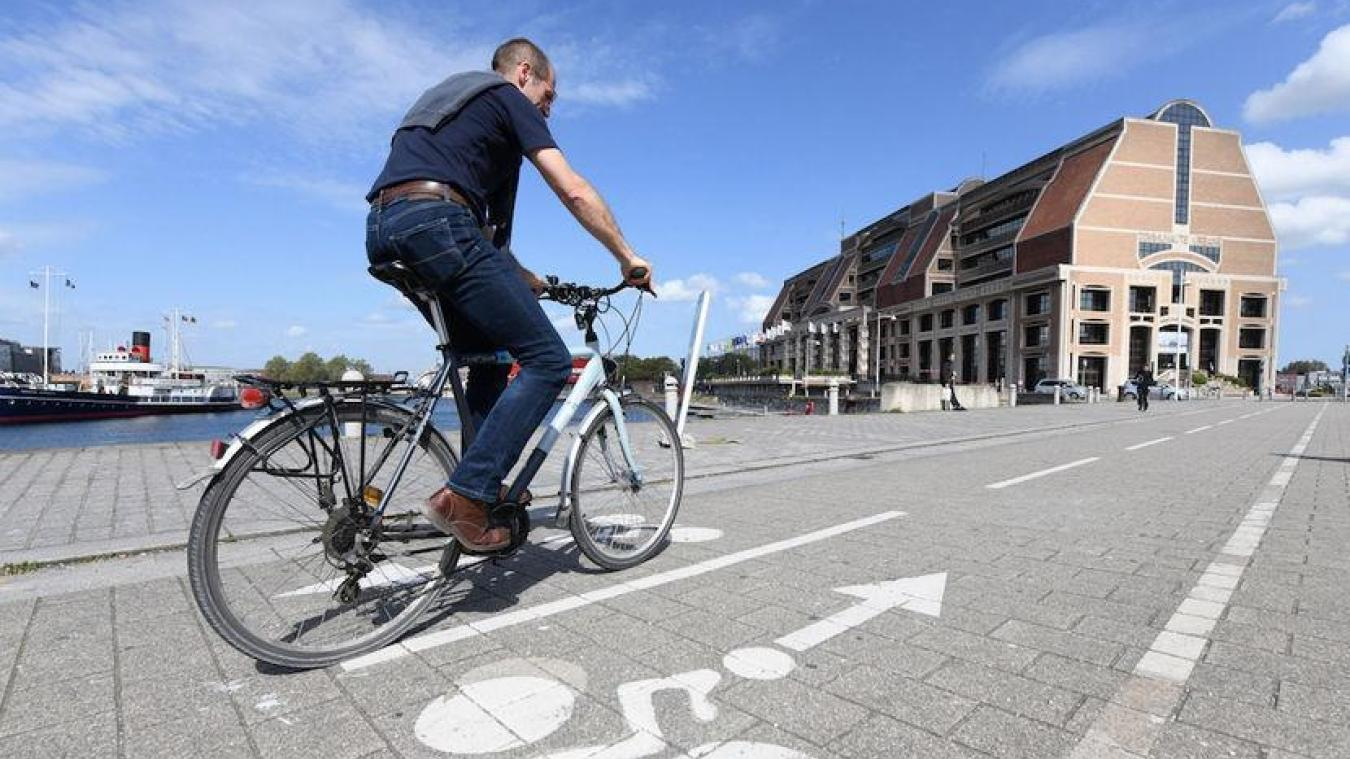 Dunkerque fait partie des villes ayant obtenu le plus de vélos au label Ville à Vélo.