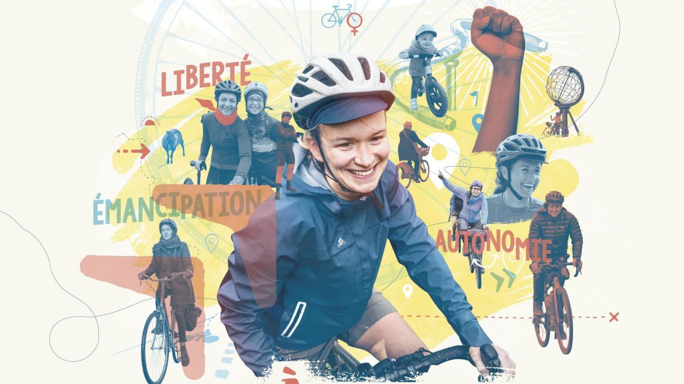 Le Tour de France de Louise Roussel fait étape à Boulogne ce dimanche 9 mai.