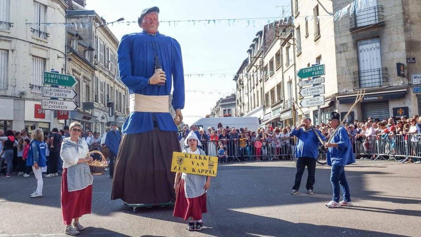 Klakke deviendra un géant porté, ce qui lui permettra d'assister à plus d'événements.
