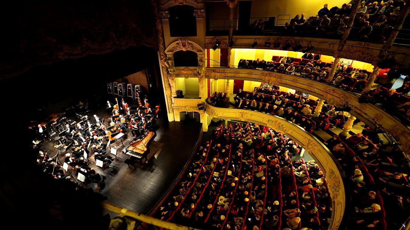 Le déconfinement sera progressif au théâtre et au centre Gérard Philipe mais le plus important pour le moment reste de pouvoir reprendre.