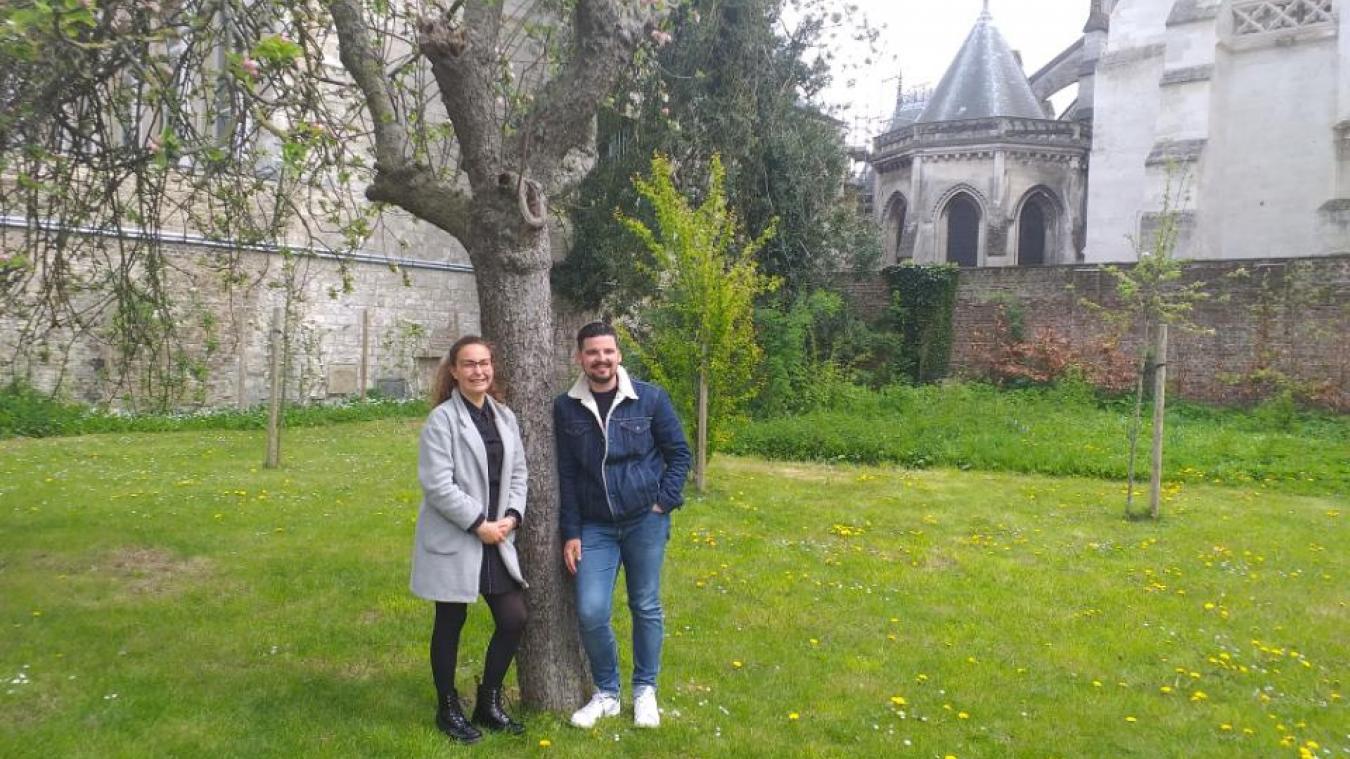 C'est bien à Saint-Omer que Carla et Camille Delcroix (Top Chef 2018) lancent leur restaurant gastronomique.