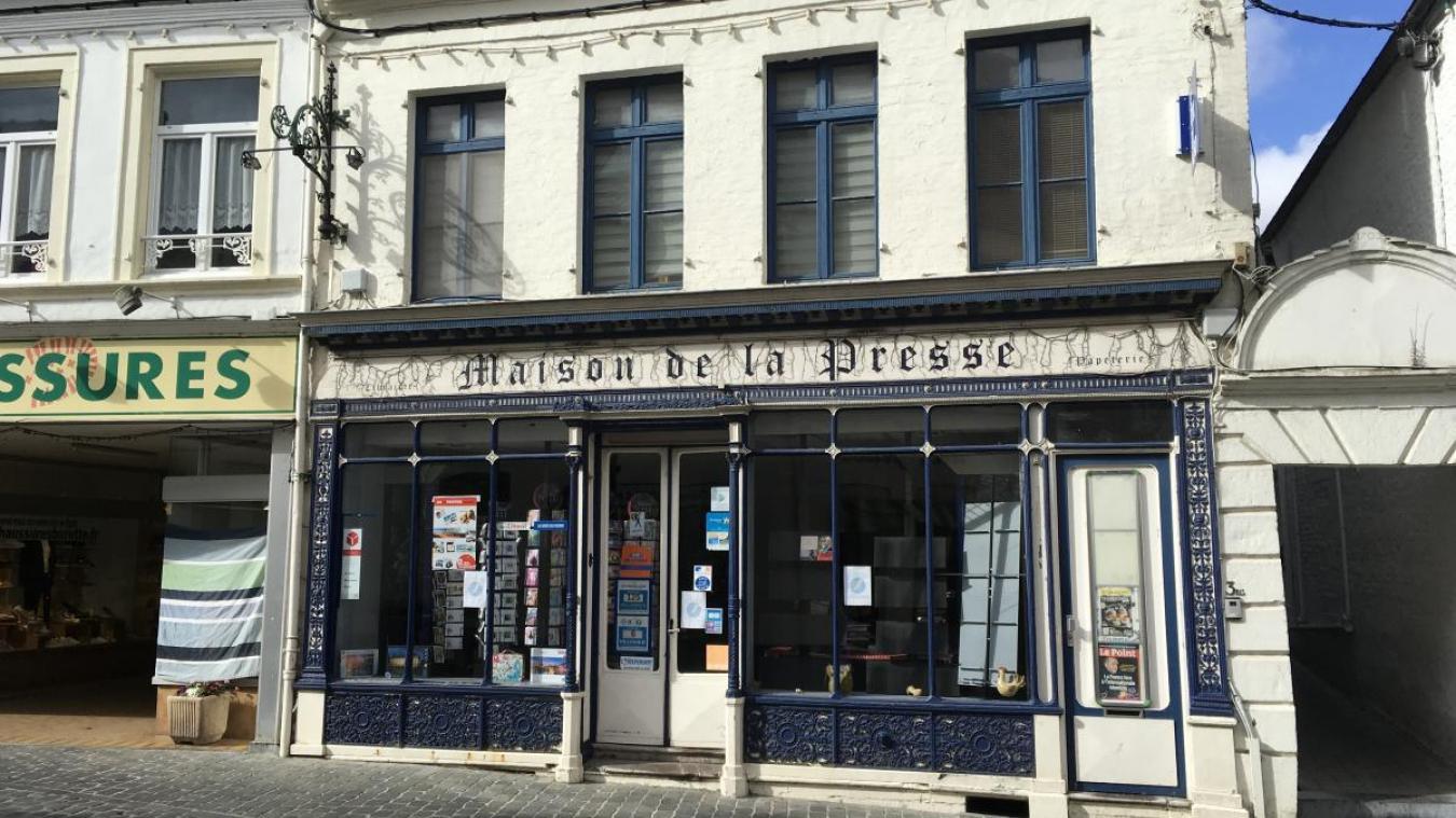 La Maison de la Presse a été mise en vente au début du mois.