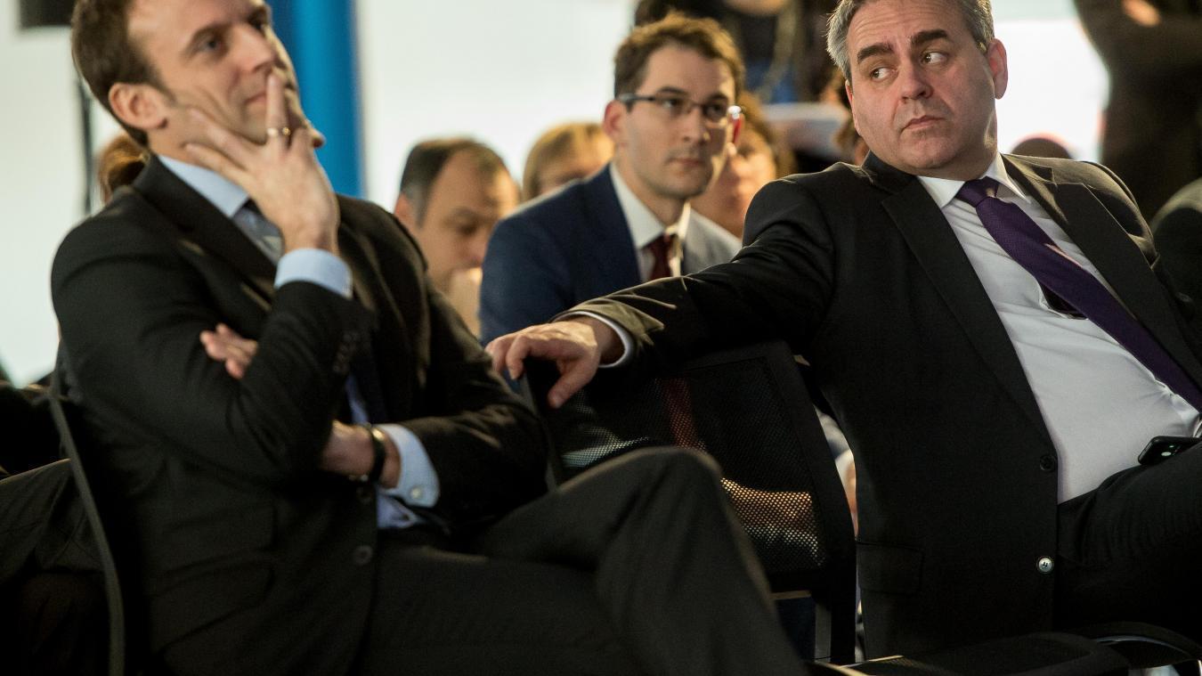 La campagne pour les Présidentielles de 2022 qui a débuté entre Emmanuel Macron et Xavier Bertrand dessert la ville de Calais.