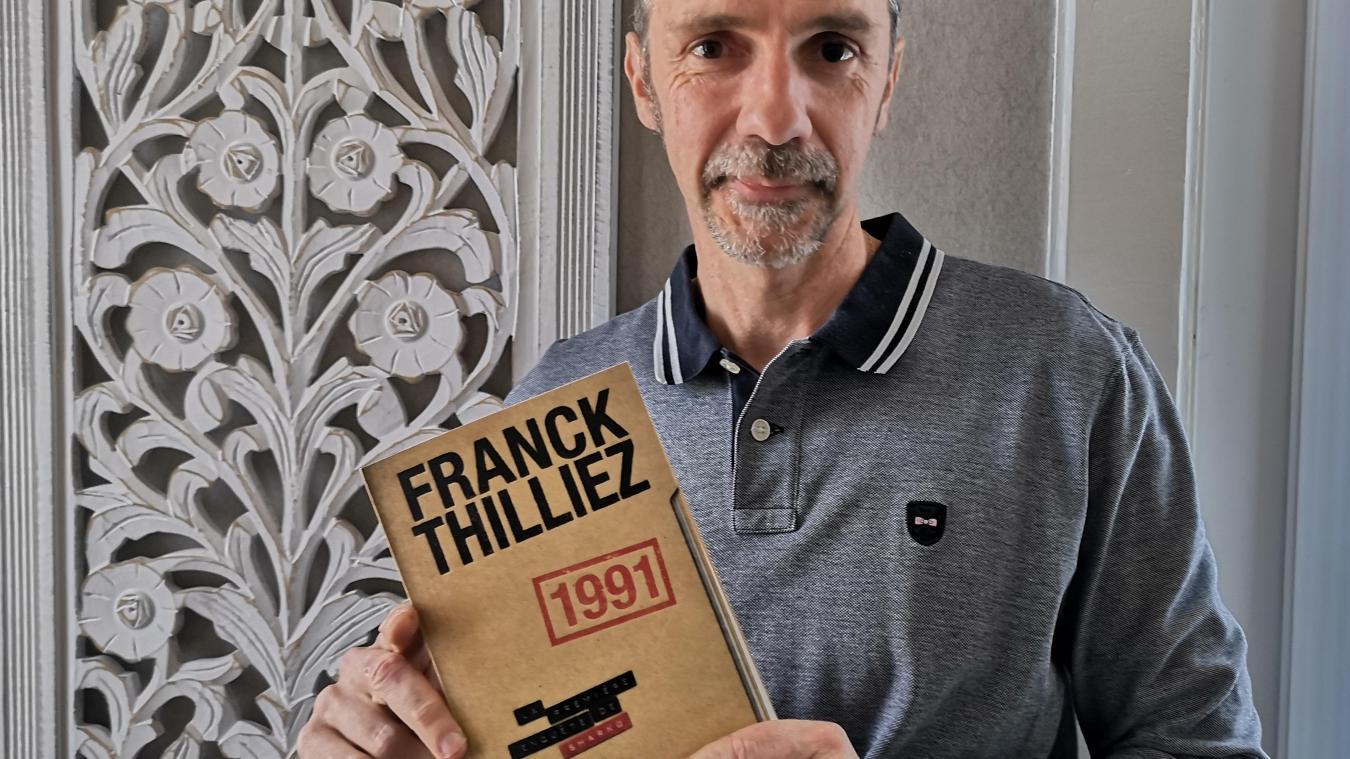 Gagnez 1991, le nouveau roman de Franck Thilliez