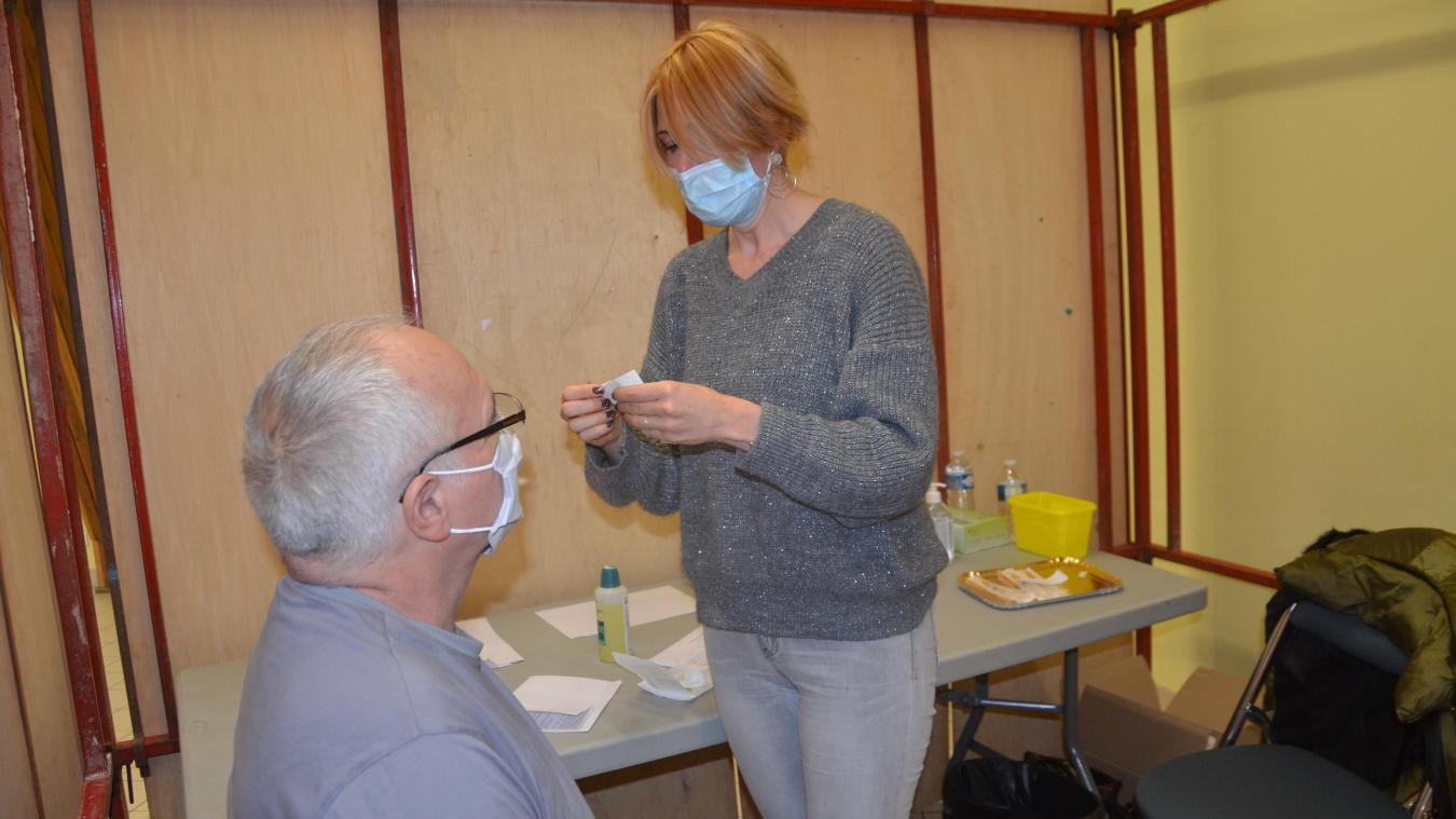 Le Forum Gambetta accueillera les personnes éligibles à la vaccination ce lundi, mardi et mercredi avec 1588doses de Pfizer.