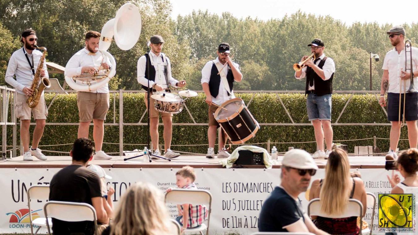 Loon-Plage : la Ville cherche des groupes musicaux pour les dimanches des mois de juillet et août.